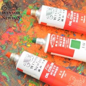 Image 5 - Professional 170ml Oil Paint Artist Professional Oil Painting Pigment fo Painting Color Paint Supplies Single Color Choose