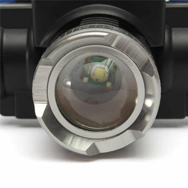 XANES, 3 режима, XPE, USB, масштабируемый налобный фонарь, водонепроницаемый, для кемпинга, езды на велосипеде, светодиодный фонарь, фонарь, лампа, Спортивная, гибкая