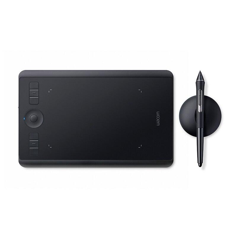 Wacom Intuos Pro PTH-460 цифровой графический планшет для Mac или ПК, Малый, 8192 уровней давления