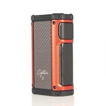 IJOY – boîte à cigarettes électronique Captain 2, Support de double batterie 18650, adapté au vaporisateur 510 filetage 180W