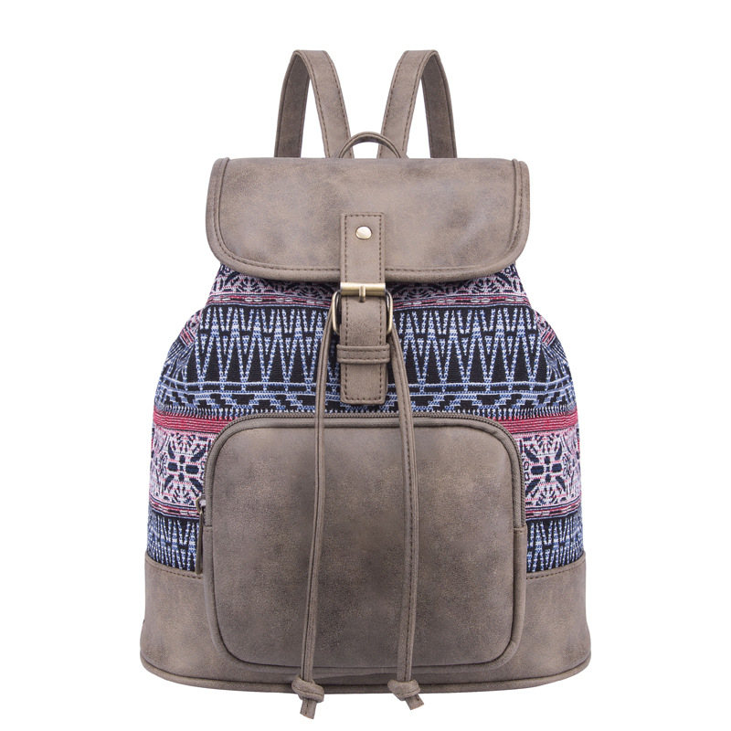 New Arrival Fashion Women Backpack Oxford Bags Female Large Capacity School Bags For Girls Multifuction Bagpack 2020 Sac A Dos