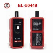 EL50449 для FORD TPMS автомобильный инструмент датчик давления в шинах Инструмент сброса EL-50449 tpms для автомобилей Ford