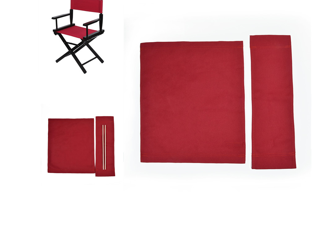 For Directors Chairs Cover Outdoor Garden Canvas Seat Covers Replacement