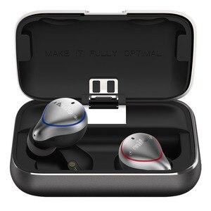Image 2 - Mifo O5 Bluetooth 5.0 หูฟังชุดหูฟังไร้สาย IPX7 ปลั๊กอุดหูกันน้ำไมโครโฟนในตัวสเตอริโอเสียงหูฟังบลูทูธ