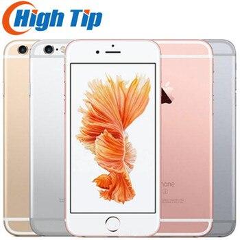 "Original Unlocked 6S Apple Iphone 6S Smartphone 4.7"" IOS 16/64/128GB ROM 2GB RAM 12.0MP Dual Core A9 4G LTE USED Mobile Phone"