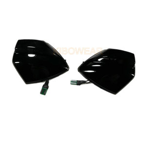 Image 3 - แบบไดนามิกBlinkerสำหรับFord S Max 2007 2014 Kuga C394 2008 2012 C Max 2011 2019ไฟเลี้ยวLEDสัญญาณกระจก