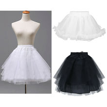 Flower Girls Dress Petticoat Wedding Dress' Underskirt Crinoline Slips Vintage 2022