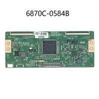 original 100% test for LG 6870C-0584A 6870C-0584B 43 49 55inch logic board