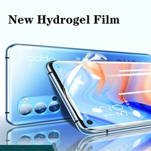 Hydrogel Film On Oppo Reno 2F 2Z 2 F Z Screen Protector for Oppo Reno Z Ace A 4 Pro 5G 3 Pro 3Pro 3 HD Front Not Glass