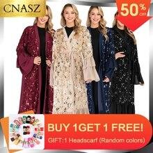 Dubai Kaftan Dress Vestidos Musulmanes Formal Gamis Muslim Wanita Robe Musulman Marokkaanse Jurk Luxury