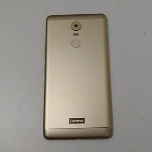 Image 3 - המקורי גלובלי גרסת Lenovo K6 הערה K53a48 4GB 32GB Smartphone Snapdragon 430 אוקטה Core 4000mAh 5.5 אינץ 1920x1080 16MP מצלמה