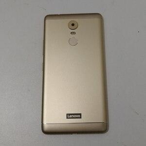 Image 3 - Original versão global lenovo k6 nota k53a48 4 gb 32 gb smartphone snapdragon 430 octa núcleo 4000 mah 5.5 polegada 1920x1080 câmera 16mp