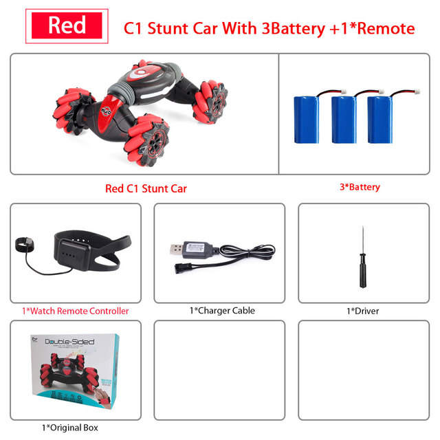 RED 1Remote 3B