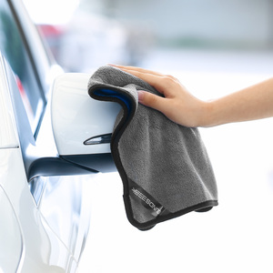 Image 5 - Xiaomi 30*30/30*60 Car Cleaning Towel Soft Cloth Duster Microfiber Car Wash Towel Water Absorption Anti Static Wash Towel