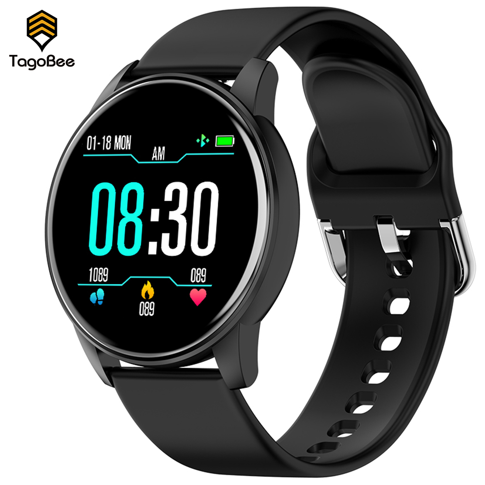TagoBee ZL01 Women's Smart Watch Men's Smart Watch Android IOS Support Weather Forecast Heart Rate Monitor Watch Fitness Tracker