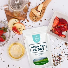 Minch Detox Tea Pure Natural Body Cleaner Fat Burnning Effective Anti Cellulite For Men and Women 7/14/28 Days