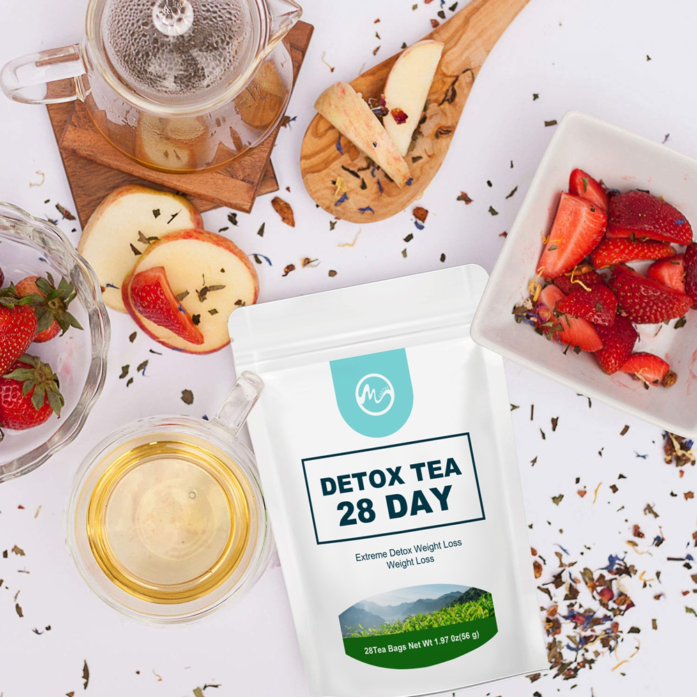Minch <font><b>Detox</b></font> Tea Pure Natural Body Cleaner Fat Burnning Effective Anti Cellulite For Men and Women 7/14/<font><b>28</b></font> <font><b>Days</b></font> image