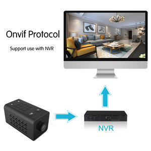 Image 3 - Мини ip камера Tuya, 1080P, Wi Fi, Onvif, TF