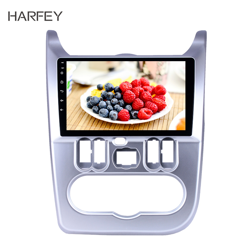 Harfey GPS WIFI Bluetooth Carplay Stereo Android 8.1 0 for 2009 HD USB AUX Support 3G