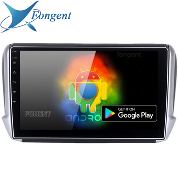 """for Peugeot 208 2008 2012 2013 2014 2015 2016 Entertainment PC 10.2"""" Android 9.0 Car Auto Radio Multimedia GPS Navigation Player"""