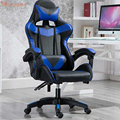 Computer Stuhl Hohe Zurück Gaming Stühle von Professionelle Racing Stil Komfortable Gamer Stuhl mit Fußstütze und Kopfstütze