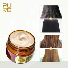 60ml Magical Hair Treatment Mask Repairs Damage Restore Soft Hair Keratin Hair Care & Scalp Treatment(China)