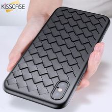 KISSCASE Luxury Soft Silicone Case For Honor 20 Pro 8X 10 Lite Play Ultra Thin TPU Case For Huawei P20/P30 Lite Mate 10 20 Capa(China)