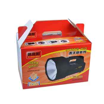 High-quality 100W xenon searchlight 12V 7AH lead-acid battery-powered searchlight external 12V rechargeable HID searchlight