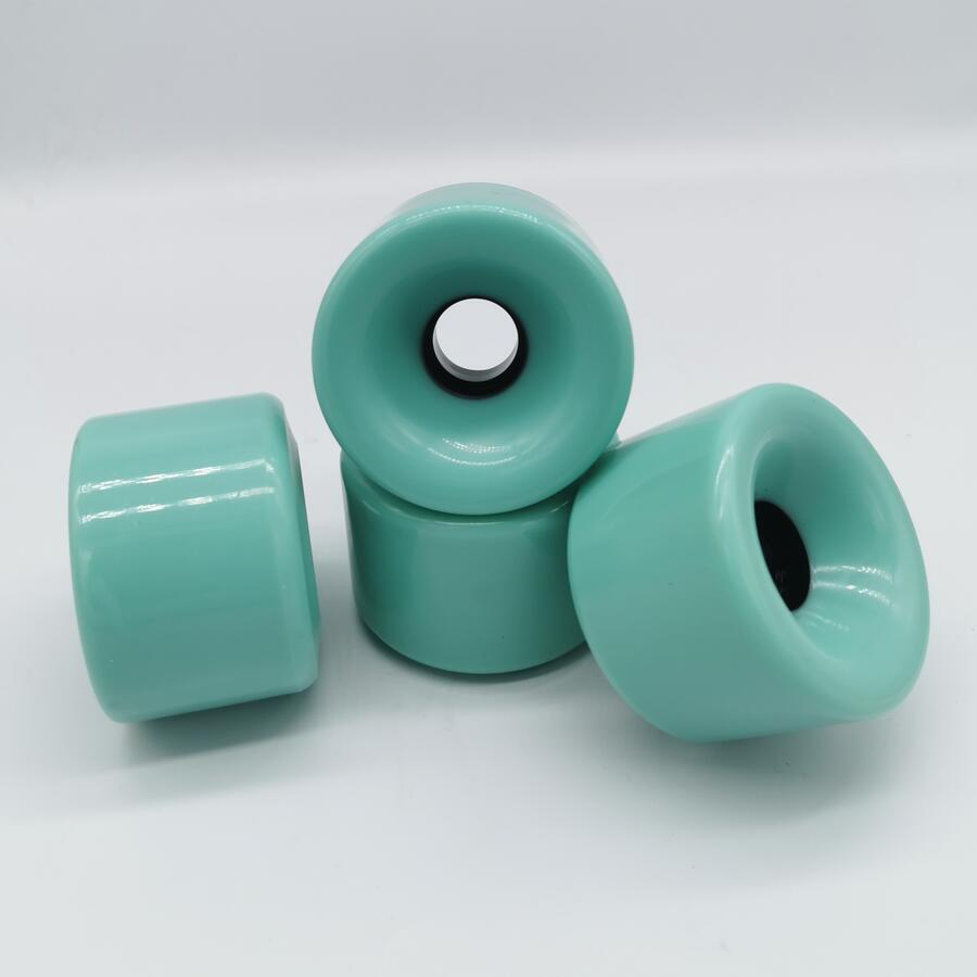 Good Quality Skateboard Longboard Wheels 65mm Skate Wheel 80% Rebound 65*45mm 83AA Wear-resisting Longboard Wheels