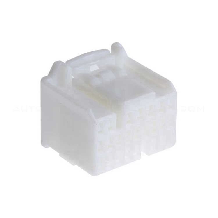 Free Shipping 2sets 24pin Auto Electrical Housing Plug Plastic Wiring Harness Unsealed Connector 353029-1