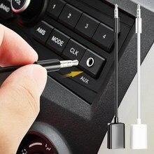 Convertisseur prise USB 2.0 femelle 3.5mm mâle prise Audio AUX pour Hyundai i30 tucson accent solaris ix35 i20 i40 kona creta santa fe