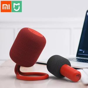Image 1 - Xiaomi ULlife IK8 Wireless Bluetooth Speakers Recorder Portable KTV Handheld Microphone Karaoke Speaker Box Sound Loudspeaker
