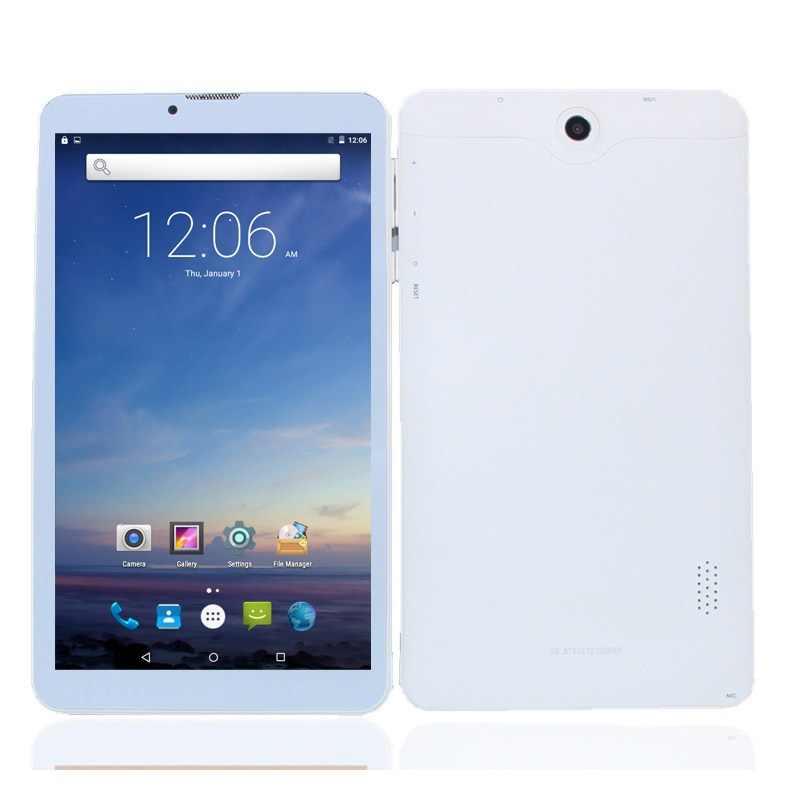 7.0 بوصة A710 هاتف الكمبيوتر دعوة 1024*600 IPS سرين 1GB RAM + 8GB ROM رباعية النواة مع كاميرات مزدوجة