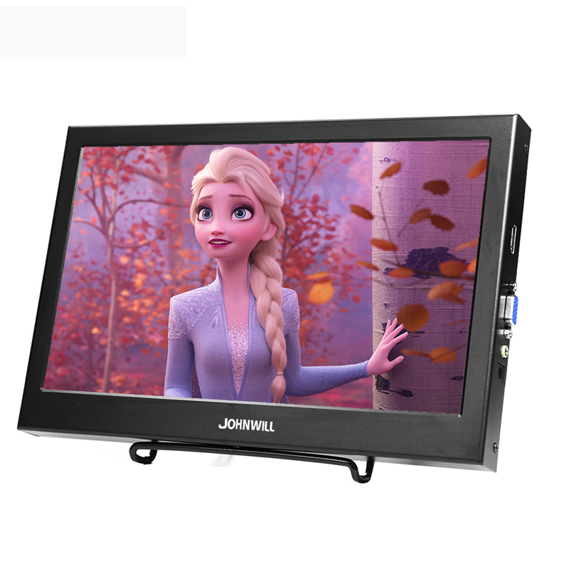 Portable Gaming Monitor Pc 11.6 Inch LCD Display Screen 1080P IPS HD Mini VGA HDMI Computer Monitor For Raspberry Pi PS4 Laptop