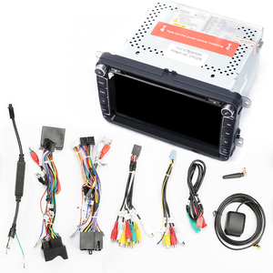 Image 5 - Reprodutor multimídia do carro do andróide do ruído 2 para vw/volkswagen/tiguan/magotan/golfe/caddy/skoda/seat/leon gps wifi fm dvd canbus