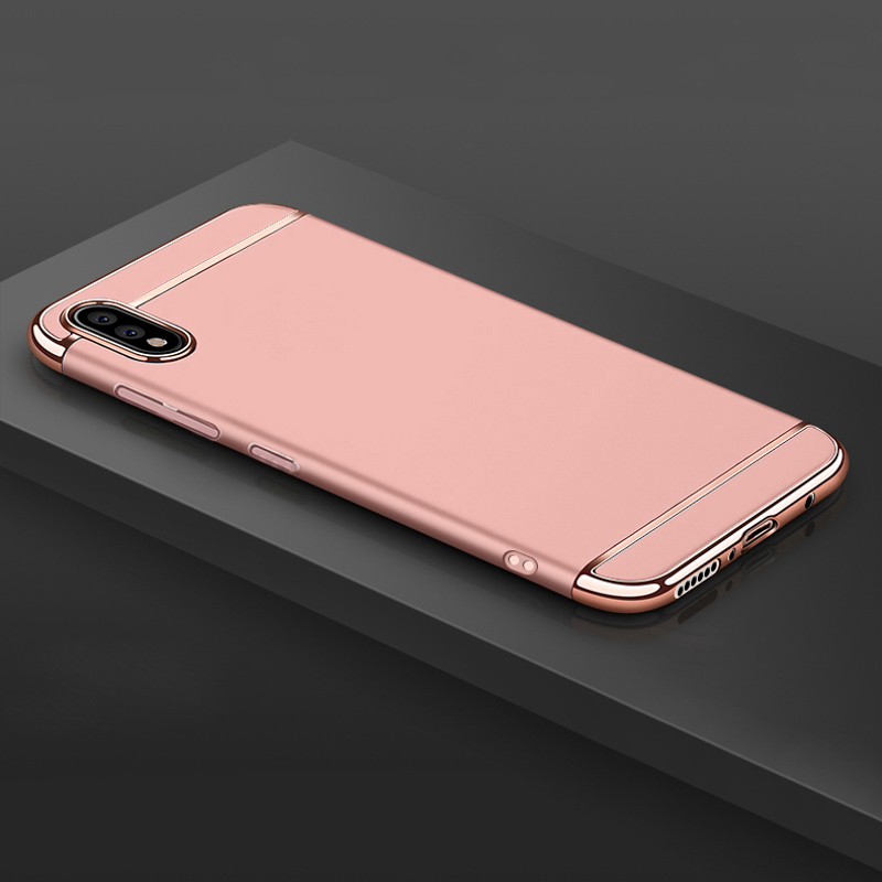 Plastic Plating Case For <font><b>Samsung</b></font> Galaxy A50 A70 A10 <font><b>A30</b></font> A40 Note 8 9 10 Pro J4 J6 Plus 2018 J3 J5 J7 Prime 2017 Cover Coque image