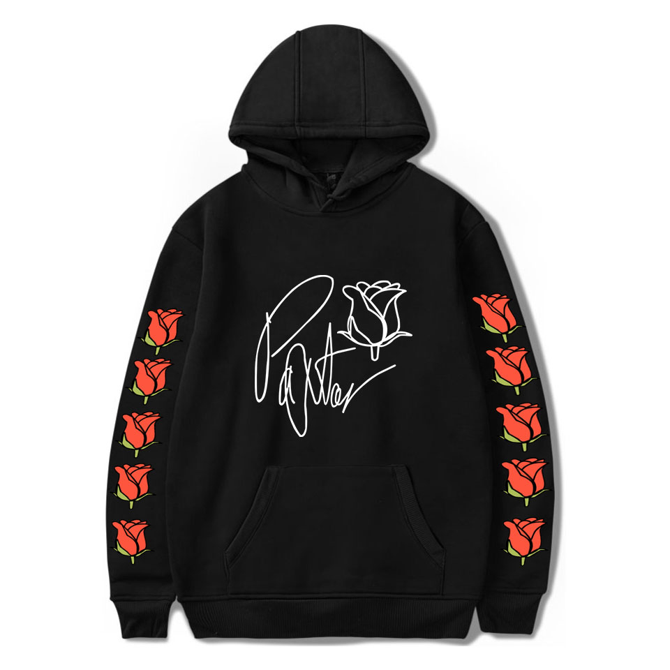 New Fahion Payton moormeier Hoodies Men Sweatshirts Women Hoodie Autumn Harajuku Hip Hop Casual Boys Girls Black pullovers