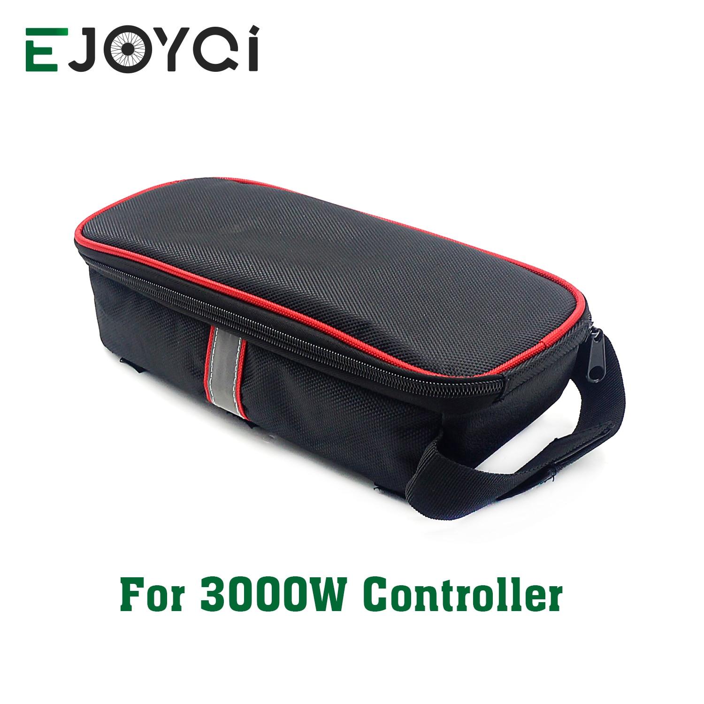 EJOYQI Ebike Controller Bag 56V 72V 90V 60A Controller Inside Bag Electric Bicycle Parts Accessories