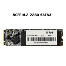 128Gb Ngff M.2 Ssd 2280 SATA3 Interface Solid State Harde Schijf, geschikt Voor Desktop/Laptop Universal Hard Drive(China)