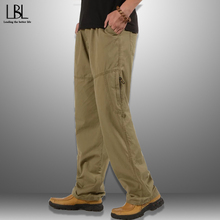 Men's Cargo Pants Casual Multi Pocket Military Tactical
