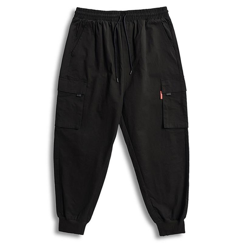 Men Fall Casual Sports Pants Running Jogging Fitness Sports Pants Men Casual Plus Size Pants