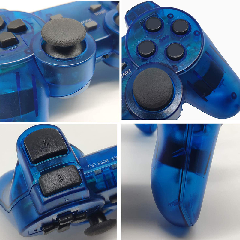 Wired Controller Gamepad For Sony PS2 Playstation2 Dualshock Console Game Joystick For PS2 Vibration Dual Shock Wired Controller