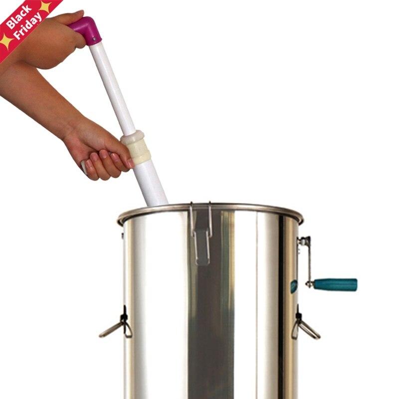 Sprzęt pszczelarski miód pszczeli pompa do napełniania narzędzia pszczelarskie maszyna do napełniania miodu pszczelarz Toolsd36
