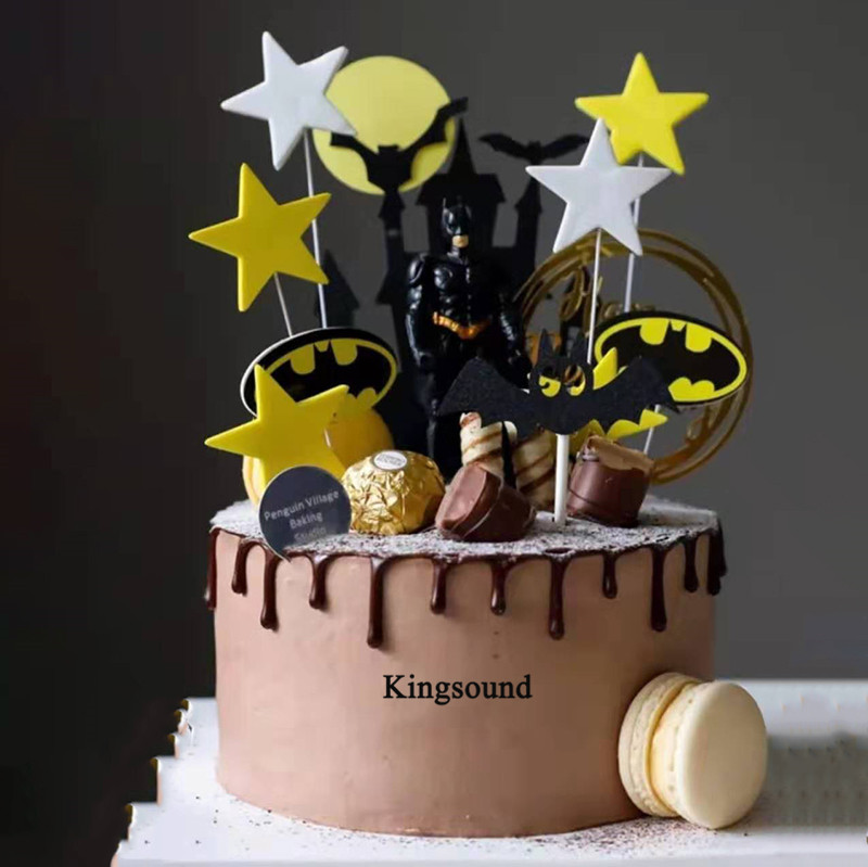 Tremendous Batman Action Figure Toys Party Favors Cool Ts Birthday Party Personalised Birthday Cards Paralily Jamesorg