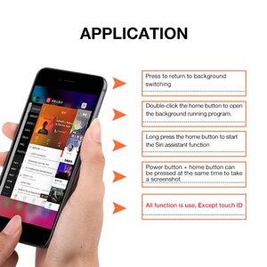 Image 5 - עדכון חדש סוף מהדורה אוניברסלי להחזיר מפתח עבור IPhone 7 8 7 בתוספת 8 בתוספת כפתור הבית להגמיש כבל 3rd דור