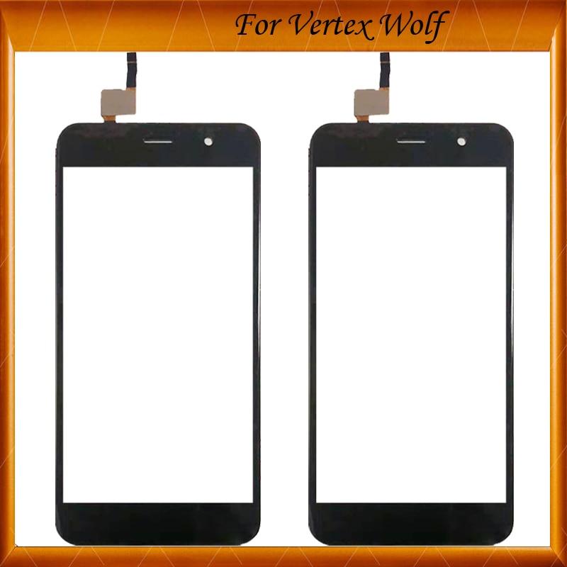 Cep telefonları ve Telekomünikasyon Ürünleri'ten Cep Telefonu Dokunmatik Paneli'de Vertex için Impress kurt dokunmatik ekran paneli sayısallaştırıcı dokunmatik ekran ön cam Lens sensörü title=