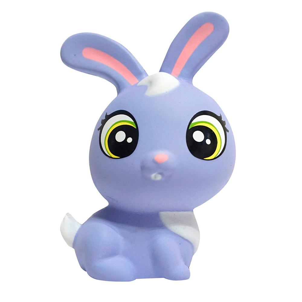 2020 New Kawaii Rabbit Squishy Cartoon Doll Slow Rising PU Bread Cake Squeeze Toy Sweet Scented Stress Relief Fun For Kid Gift