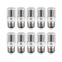 10pcs 5W LED Corn Light Bulbs E27 AC110V 120V Mini Lamp Spotlight Bright Exquisitely Designed Durable Gorgeous