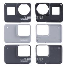 Repair Kit for Front Board GoPro Replacement Faceplate New Original Front Panel Cover for GoPro Hero 7 Black/white/silver