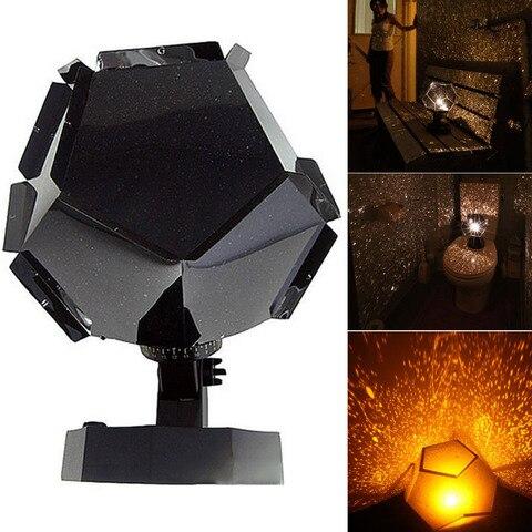 diy montagem casa planetario lampada para quarto js23